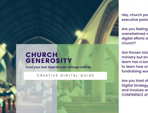 Church Digital Generosity